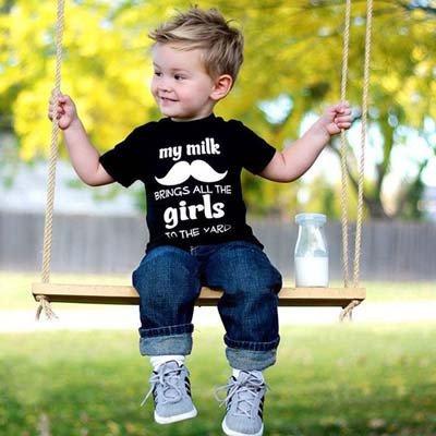 thời trang cho bé trai từ 6 đến 36 tháng tuổi