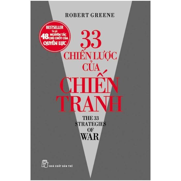33 Chiến Lược Của Chiến Tranh - Robert Greene