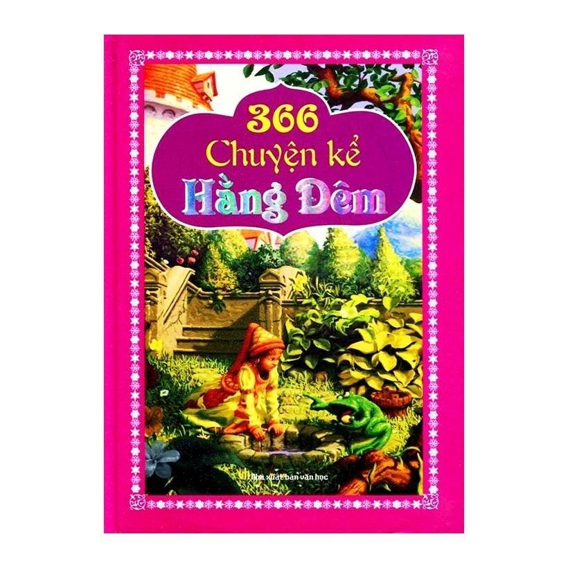 366 Chuyện Kể Hằng Đêm (Bìa Cứng)