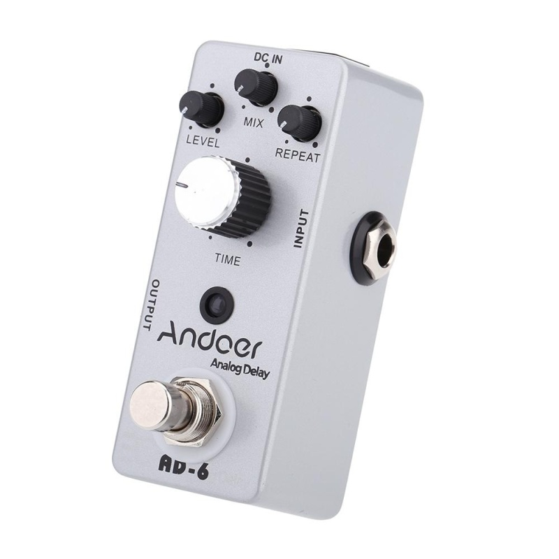 Andoer TC-31 AD-6 Analog Delay Guitar Effect Pedal True Bypass - intl