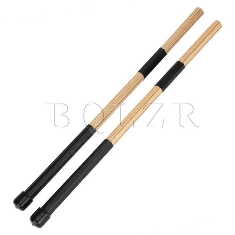 Beige Bamboo Jazz Drum Brushes - intl