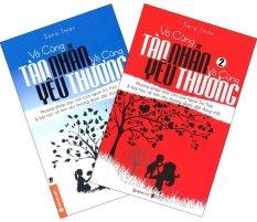 Bộ 2 Cuốn Vô Cùng Tàn Nhẫn, Vô Cùng Yêu Thương - Trương Thị Hảo,Phạm Thị Thanh Vân,Sara Imas