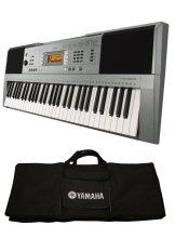 Bộ đàn Organ Yamaha PSR-E353 và Bao đàn Organ Yamaha 2 lớp (Đen)