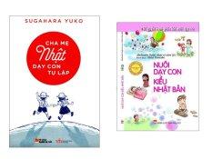 Bộ Sách Nuôi Dạy Con Kiểu Nhật Bản - Cha Mẹ Nhật Dạy Con Tự Lập