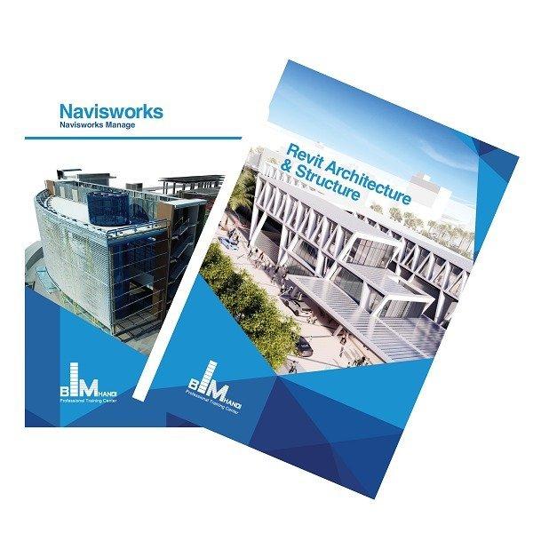 Bộ sách ứng dụng phần mềm Navisworks