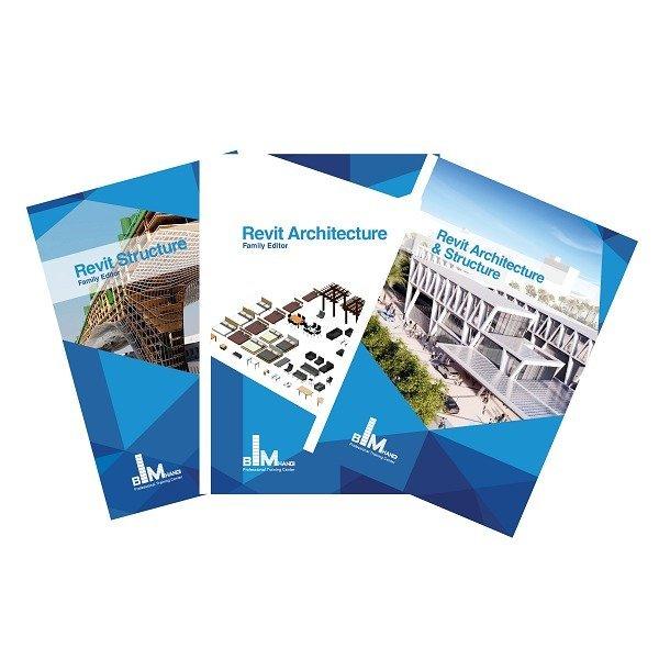 Bộ sách ứng dụng phần mềm Revit Architecture