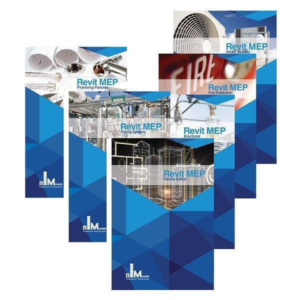 Bộ sách ứng dụng phần mềm Revit MEP