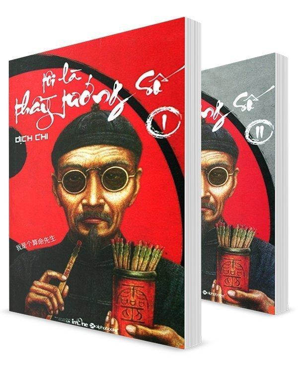 Bộ Tôi Là Thầy Tướng Số (Bộ 2 Tập) - Dịch Chi,Hương Nhiên
