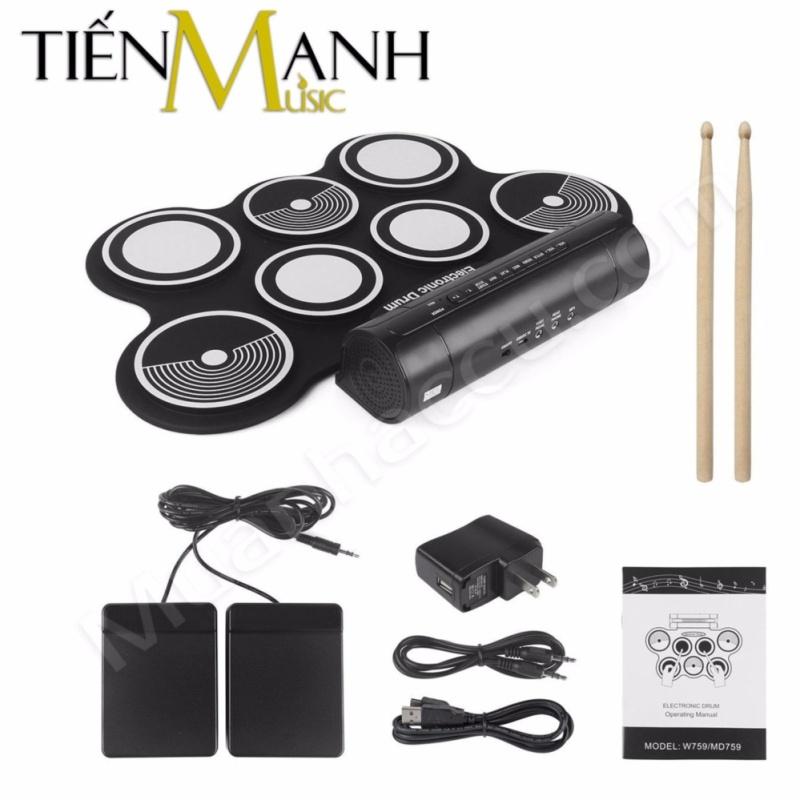 Bộ Trống điện tử Konix Portable Digital Drum W759