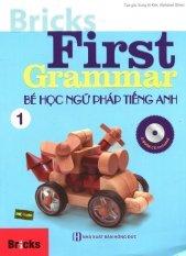 Bricks First Grammar - Bé Học Ngữ Pháp Tiếng Anh - Tập 1 (Kèm 1 CD) - Alphabet Street và Sung Ah Kim