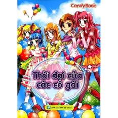 Candybook – Thời Đại Của Các Cô Gái - Nhiều tác giả