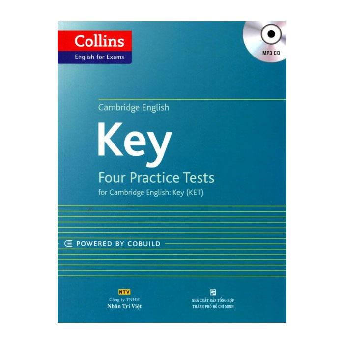 Collins Cambridge English Key – Nhiều tác giả