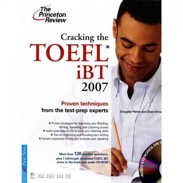 Cracking The Toefl IBT 2007 (S + 1CD)