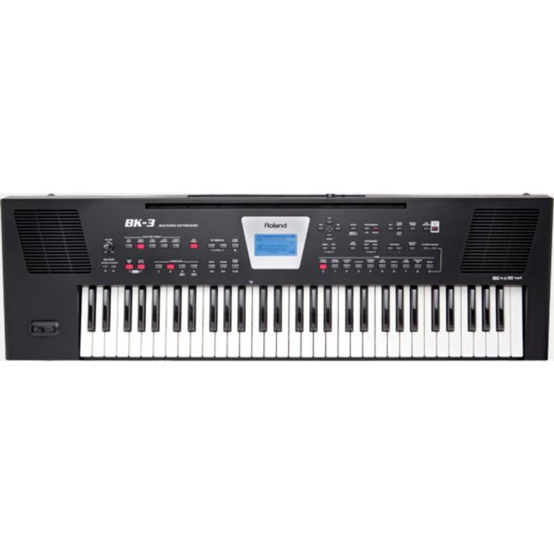 Đàn organ Roland BK-3 (Đen)