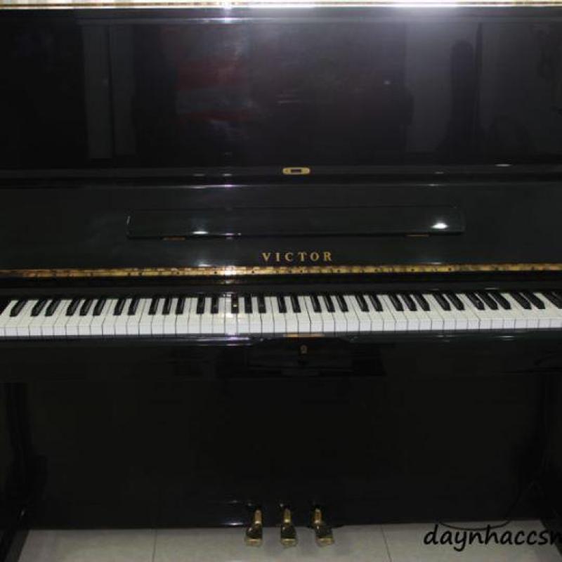 Đàn piano cơ Piano Victor V-107B