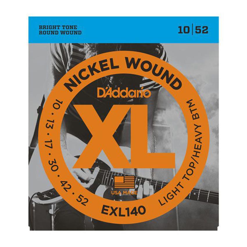 Dây đàn guitar electric D'Addario EXL140