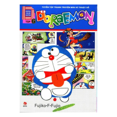 Doraemon - Tuyển Tập Tranh Truyện Màu Kĩ Thuật Số (Tập 6)