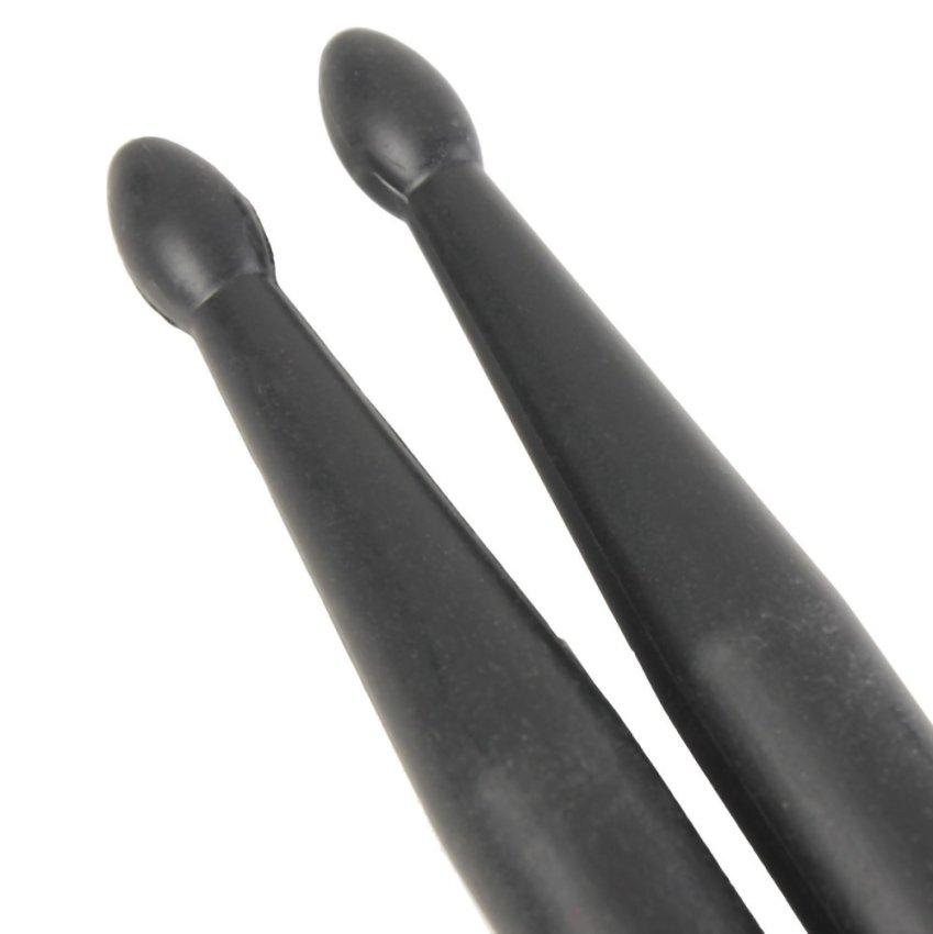 Drumsticks Stick Nylon for Drum Lightweight for Drummer Durable 1 Pair - Intl