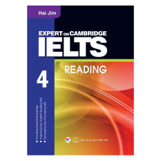 Expert On Cambridge IELTS Reading 4