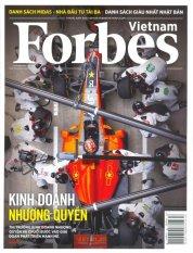 Forbes Việt Nam - Số 36 (Tháng 5/2016)