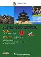Giáo Trình Hán Ngữ Boya - Sơ Cấp - Tập 2 (Kèm 1 CD) - Nhiều Tác Giả, Nguyễn Hoàng Anh