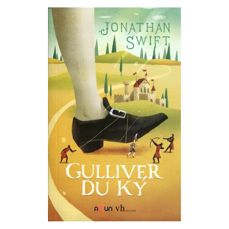 Gulliver Du Ký (Đinh Tị Books)