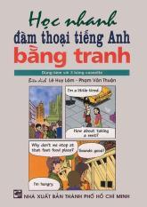 Học nhanh đàm thoại tiếng Anh bằng tranh (kèm CD)