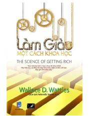 Làm giàu một cách khoa học