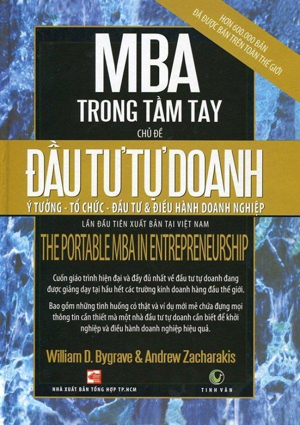 MBA Trong Tầm Tay - Chủ Đề Đầu Tư Tự Doanh