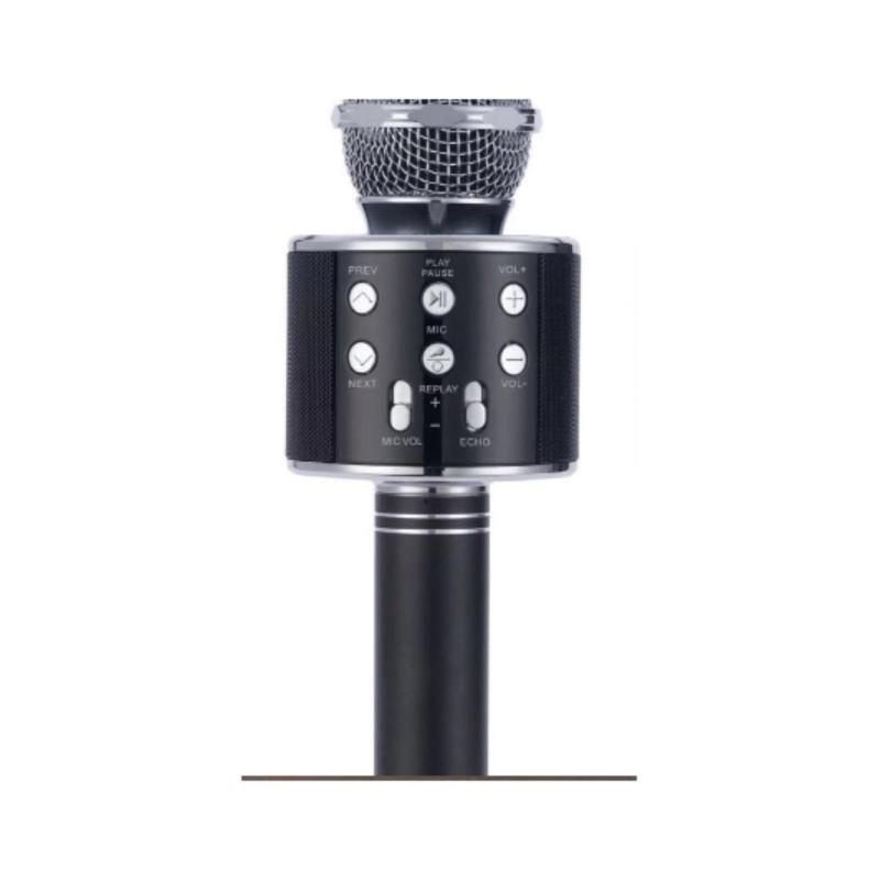 Micro hát karaoke Bluetooth 3in1 kèm loa WS-858 - DCWS858