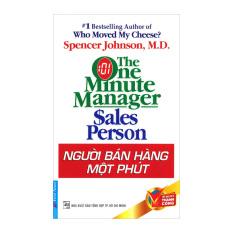 Người Bán Hàng Một Phút - Spencer Jonhson, M.D.