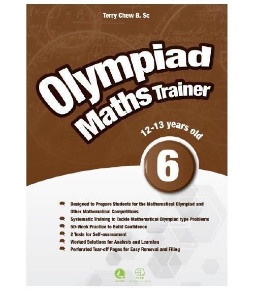 Olympiad Maths Trainer Tập 6 (12-13 tuổi)