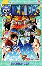 One Piece (Tập 35) (2015)