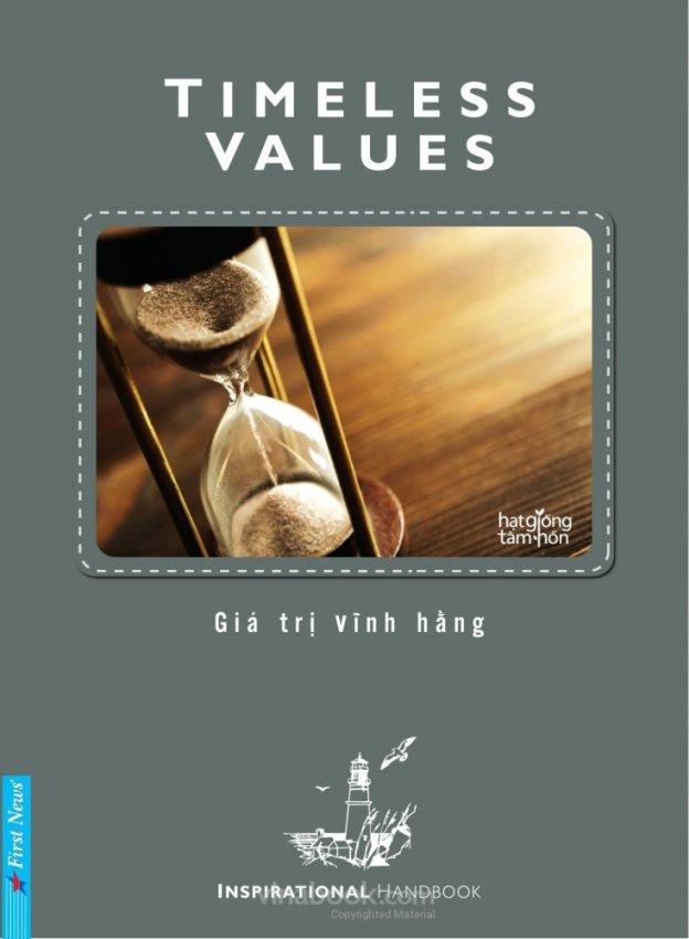 Sách giá trị vĩnh hằng
