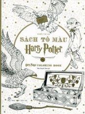 Sách Tô Màu Harry Potter - Nhiều Tác Giả, Trần Huyền Trân