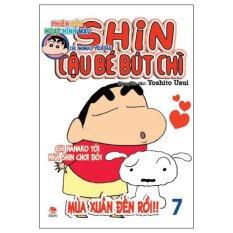 Shin - Cậu Bé Bút Chì (Phiên Bản Hoạt Hình Màu) - Tập 7 - Yoshito Usui