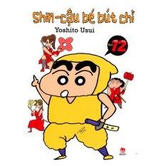 Shin - Cậu Bé Bút Chì (Tập 12) - Yoshito Usui