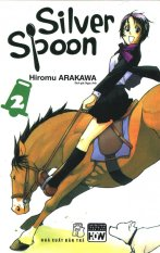 Silver Spoon - Tập 2 - Hiromu Arakawa,Ngọc Anh