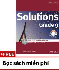 Solutions grade 9 (kèm CD)
