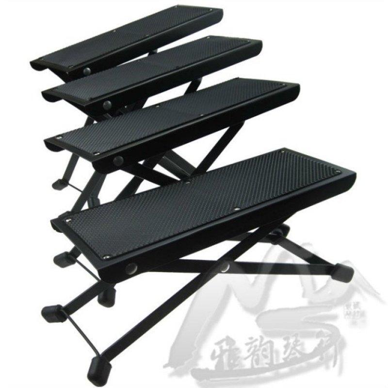 Teamtop Metal Folding Guitar Pedal Black Guitar Parts For Guitar - intl