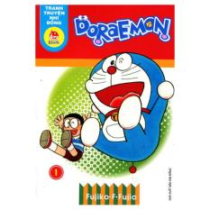 Truyện Tranh Nhi Đồng - Doraemon (Tập 1)