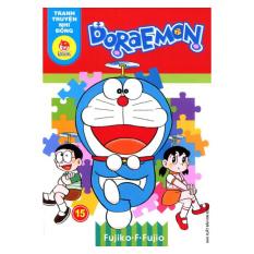 Truyện Tranh Nhi Đồng - Doraemon (Tập 15)