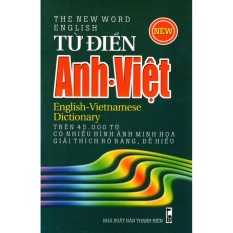 Từ điển Anh Việt trên 45.000 từ