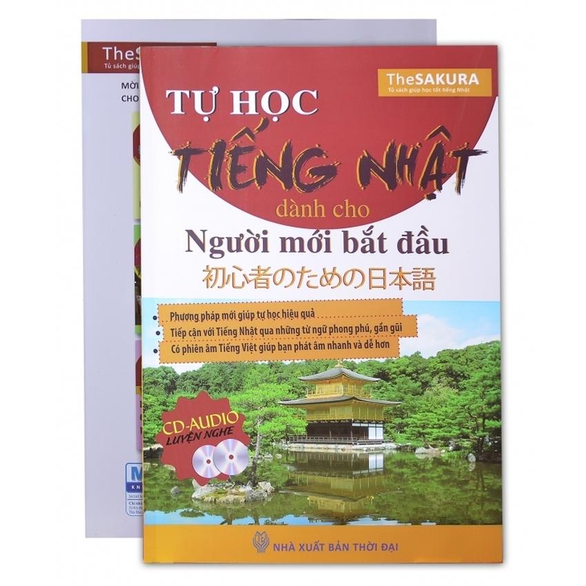 Tự học tiếng Nhật dành cho người mới bắt đầu (kèm CD)