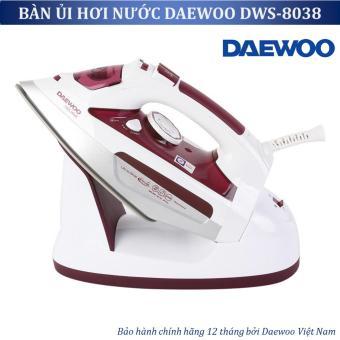 Bàn là hơi nước Daewoo DWS 8038 2200W
