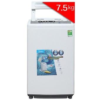 Máy Giặt Cửa Trên Midea 7505 7 5Kg Trắng