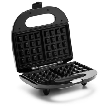 Mini Electric Waffle Maker Machine Muffin Toaster HouseholdNon-stick Bubble Waffle Breakfast Machine - intl