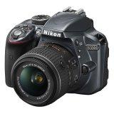 Nikon D3300 24.2MP với Lens kit AF-S DX Nikkor 18 - 55m F3.5 - 5.6G VR II (Đen)