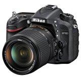 Nikon D7100 với Lens kit W/18-140 VR KIT (Đen)
