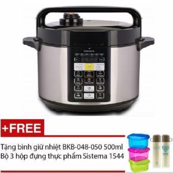 Nồi áp suất Philips HD2136 900W 5L